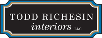 Logo - Link to Todd Richesin Interiors, LLC homepage